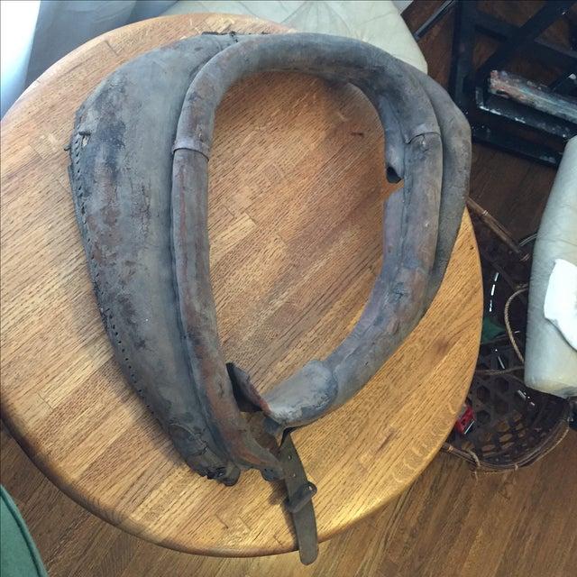 Antique Horse Collar - Image 2 of 7