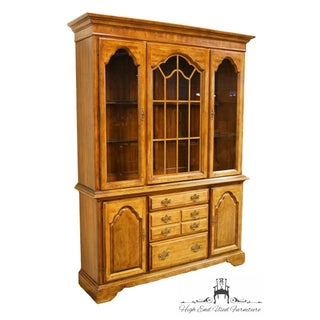 Late 20th Century Vintage American of Martinsville French Country Style China Cabinet Preview