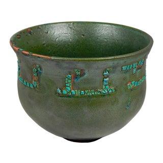 Bollenbecker Ceramic Vessel by Andrew Wilder For Sale