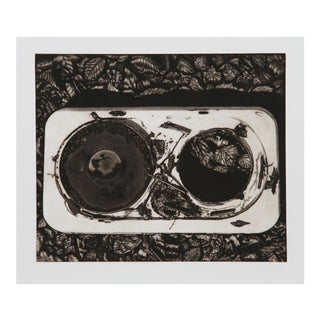 Gerde Ebert, Record, Mezzotint For Sale