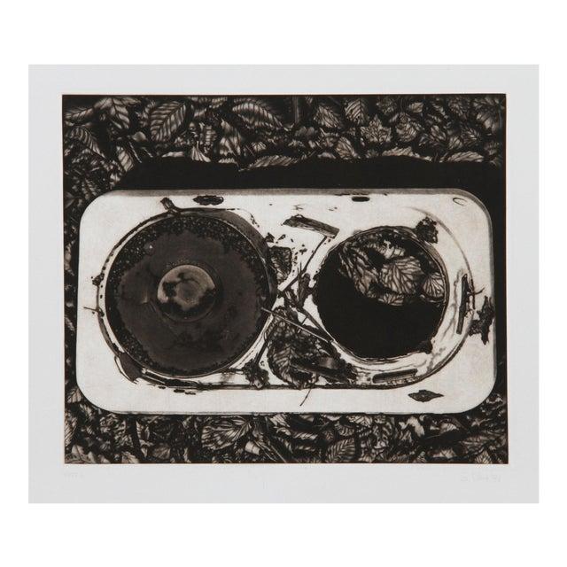 Gerde Ebert, Record, Mezzotint For Sale