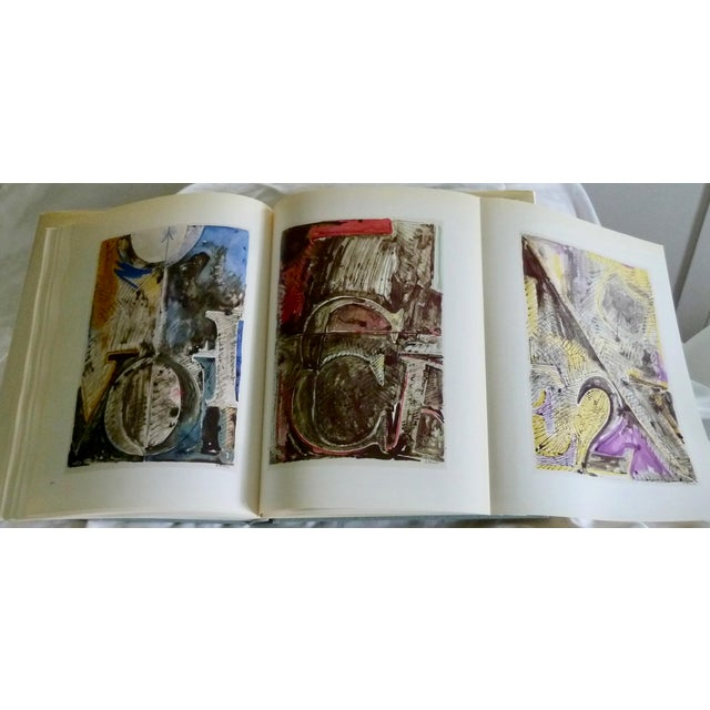 Paper The Drawings of Jasper Johns Book For Sale - Image 7 of 8