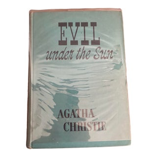1940s Evil Under the Sun by Agatha Christie For Sale