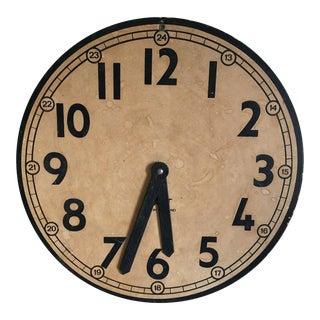 Vintage Galt Clock