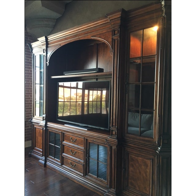 Traditional Cachet Entertainment Unit For Sale - Image 3 of 10
