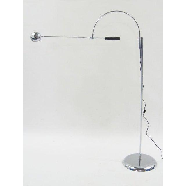 Orbiter floor lamp by Robert Sonneman - Image 8 of 11