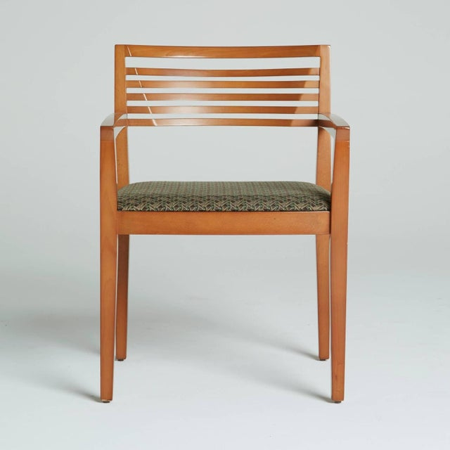 Ricchio Knoll Armchairs - Pair - Image 3 of 7