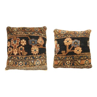Vintage Decorative Traditional Pillows - a Pair For Sale