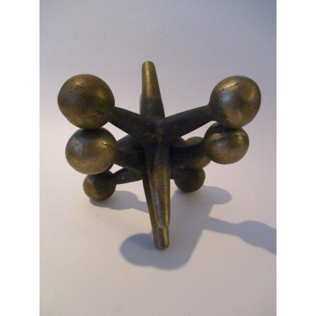 Mid-Century Bill Curry Style Jacks Bookends - A Pair - Image 2 of 5