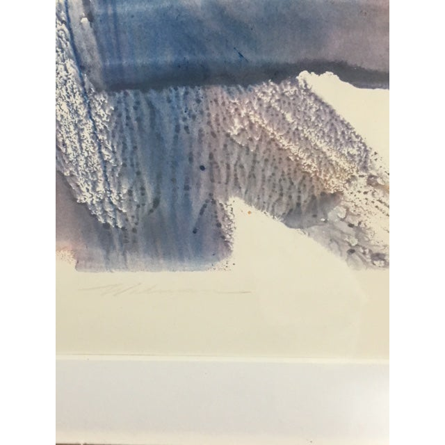 """Abstract """"Double Pleasure"""" Painting by Valentine S. Welman For Sale - Image 3 of 6"""