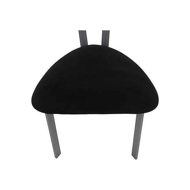 Joan Miró-Style Dining Chairs - Set of 4 - Image 8 of 8