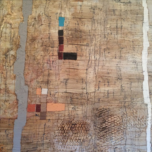 Abstract Contemporary Mixed Media by Lee Burr - Image 6 of 11