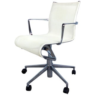 Alberto Meda for Alias Rolling Frame Swivel Chair With Armrests, Italy For Sale