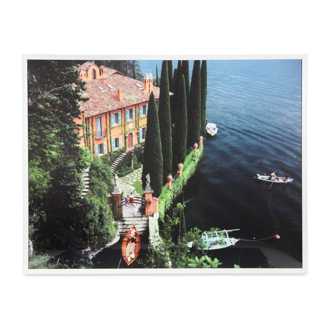 Color Photography 1983 Slim Aarons Photo Print For Sale - Image 7 of 7
