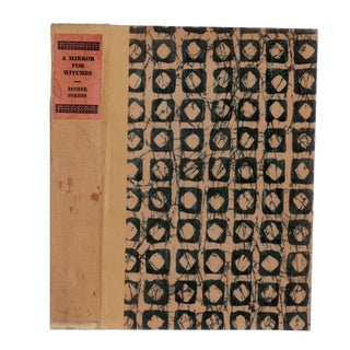 "1928 ""First Edition, a Mirror for Witches"" Collectible Book For Sale"