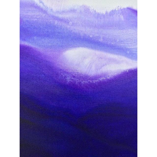 Teodora Guererra Teodora Guererra, 'Lavender Sky' Painting, 2017 For Sale - Image 4 of 7