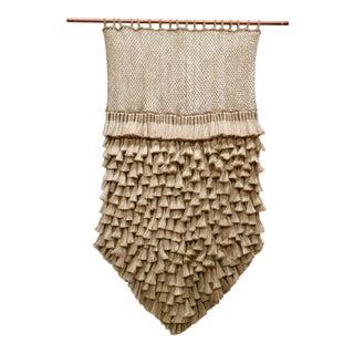 Handmade Vintage Grass Tapestry