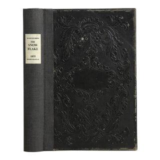 "1855 ""Snow Flake: A Christmas, New Year & Birthday Present"""