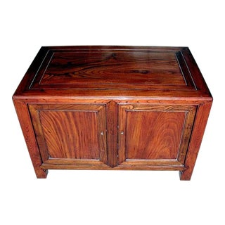 Chinese Side Table-Chest For Sale