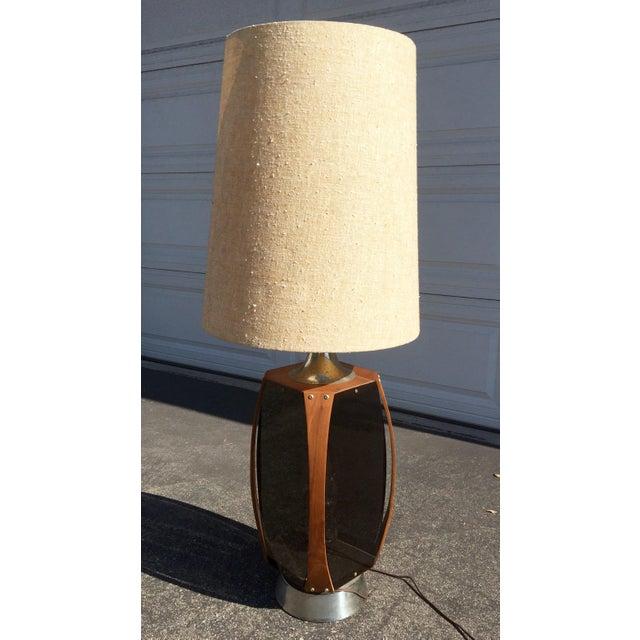 Danish Teak Floor Lamp - Image 2 of 6
