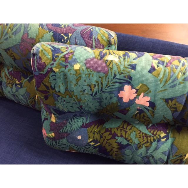 Mid Century Adrian Pearsall for Craft Associates Model 1800 Boomerang Sofa - Image 7 of 11