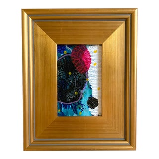 Star Seed Mini Painting With Frame For Sale