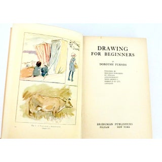 Drawing for Beginners, Art Nouveau Book Preview