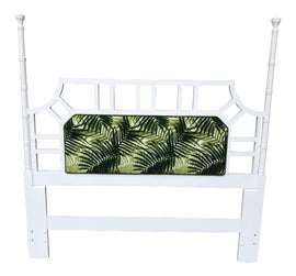 Image of Faux Bamboo Beds