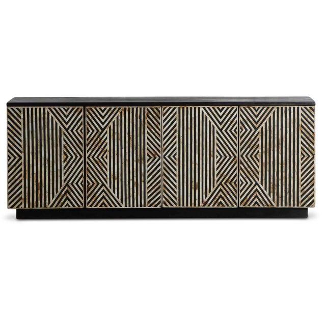 Wood Modern Erdos + Ko Tatum Sideboard For Sale - Image 7 of 8