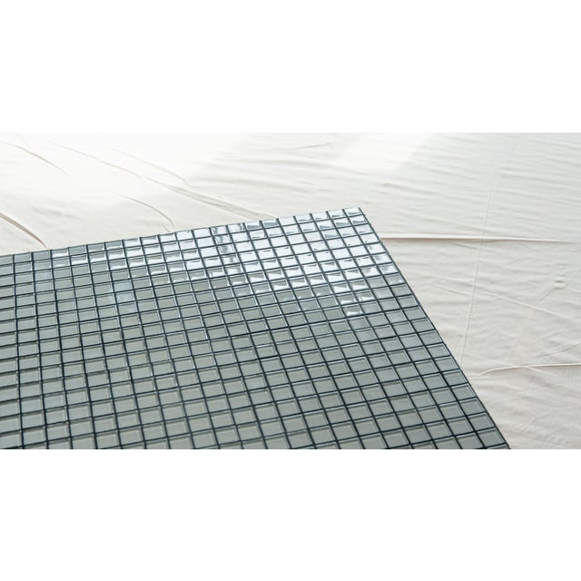 Wood Superstudio Coffe Tiled Table For Sale - Image 7 of 10