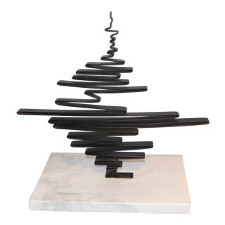 Lia DI Leo Sculptor to the Stars 1/1 Kinetic Sculpture For Sale