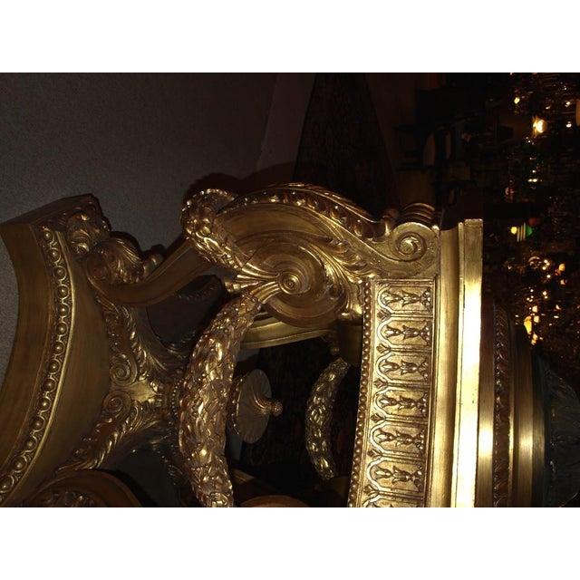 Antique Pair of Magnificent Pedestals - Image 4 of 7