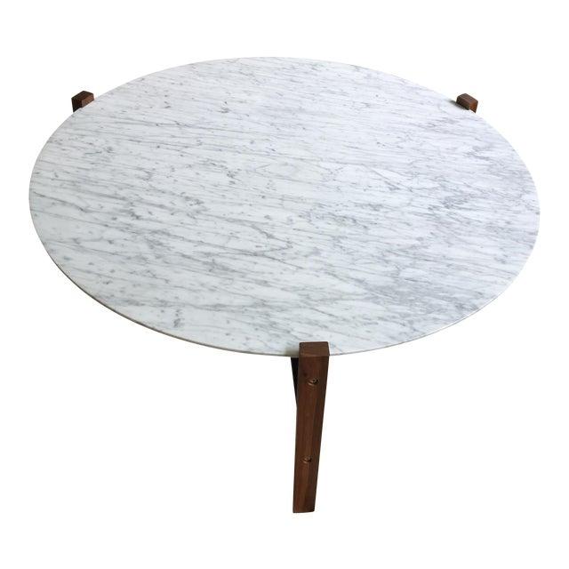 Blu Dot Free Range Marble Coffee Table - Image 1 of 6
