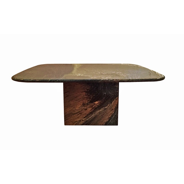 Vintage Marble Coffee Table - Image 6 of 10