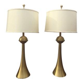 Vintage Westwood Atomic Lamps - A Pair