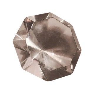 Mid Century Modern Acrylic Diamond For Sale