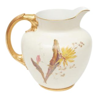 Royal Worcester Porcelain Jug For Sale