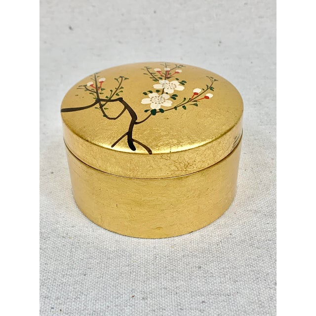 Beautiful set of lacquered coasters. Set of 6. Comes with a box. Features a floral design. Perfect for any bar or to use...