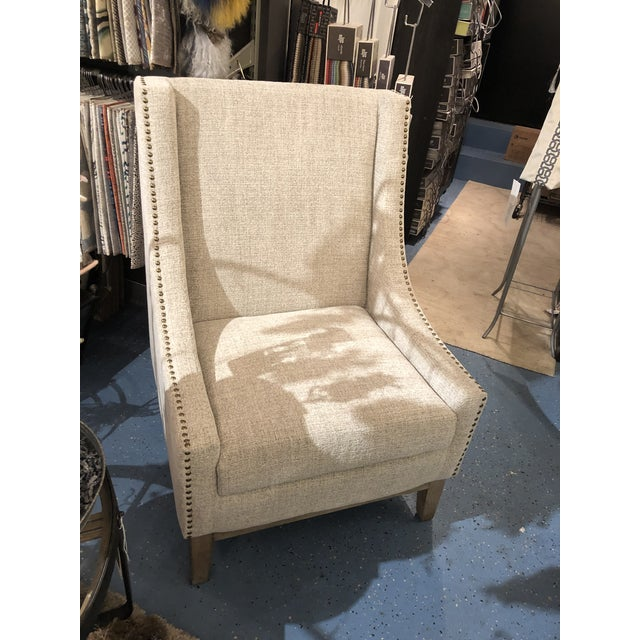 Metal Forty West Jasmine Occassional Chair For Sale - Image 7 of 10