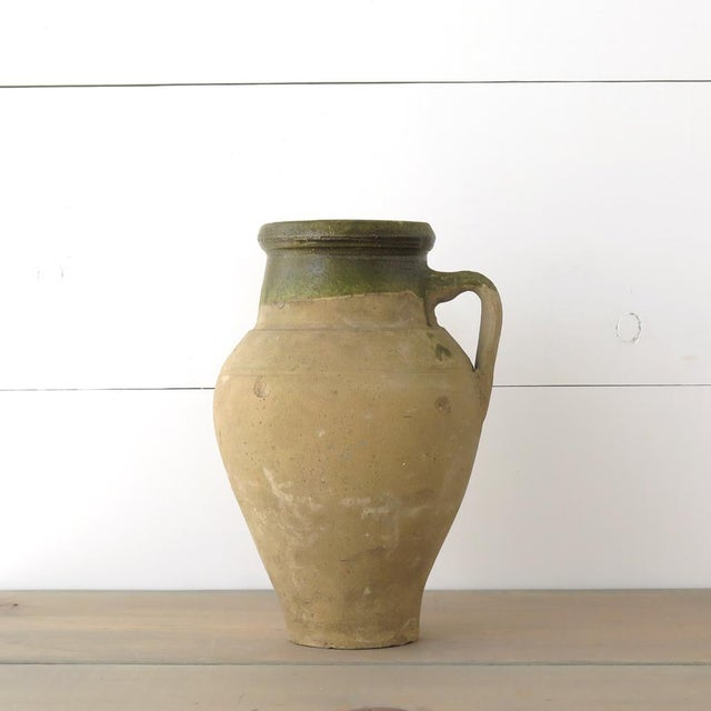 Turkish Clay Olive Jar - Image 2 of 8