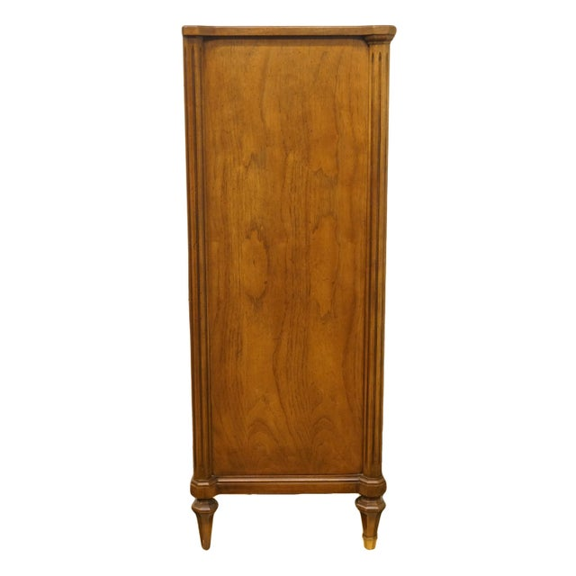 """20th Century Italian Century Furniture Neoclassical Tuscan Style 36"""" Chest of Drawers For Sale - Image 10 of 11"""
