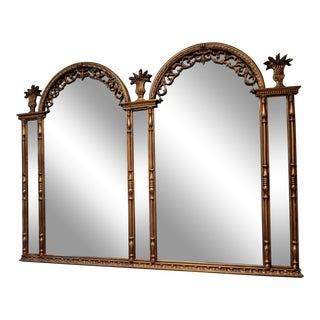 19th Century French Louis XV Gilt Mirror
