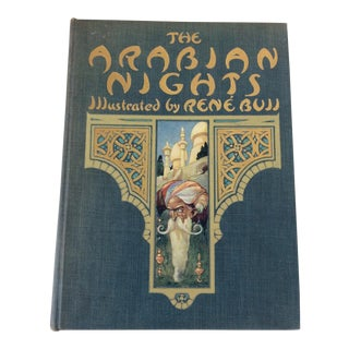"Rene Bull ""The Arabian Nights"" Illustrated Book"