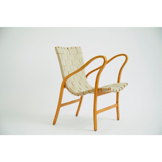 Gustaf Axel Berg Torparen Easy Chair by Gustaf Axel Berg For Sale - Image 4 of 6