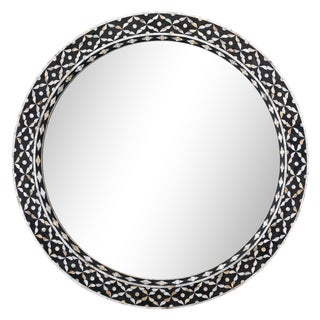 Evelyn Round Mirror For Sale