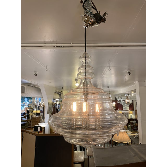 Figurative Hudson Valley Washington Light Pendant For Sale - Image 3 of 10