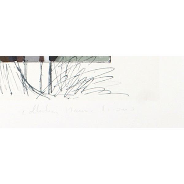 """Pablo Picasso, """"Femme Dans L'Atelier,"""" Lithograph - Image 2 of 2"""