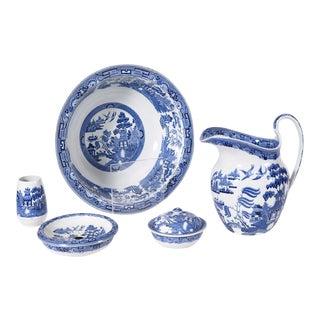 Wedgwood England Porcelain Set of 5 For Sale