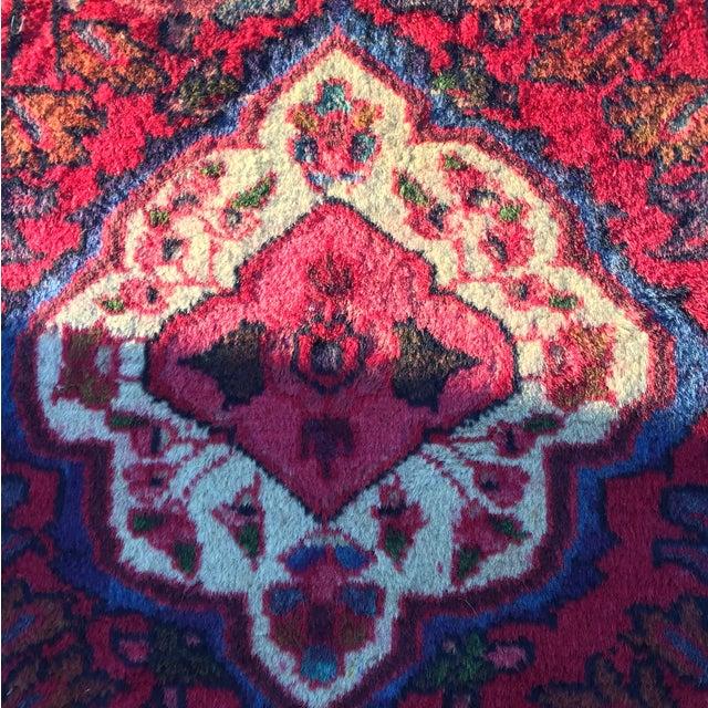 Vintage Lilihan Persian Rug - 2′4″ × 4′3″ - Image 6 of 7