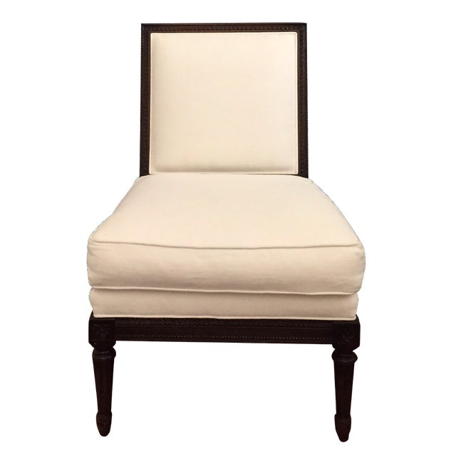 Ansley Slipper Chair by Hickory Chair - Image 1 of 7